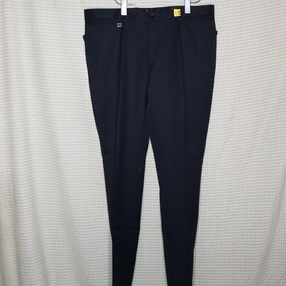 Dolce /& Gabbana Men/'s 100/% Wool Dress Striped Pants Size 38 40